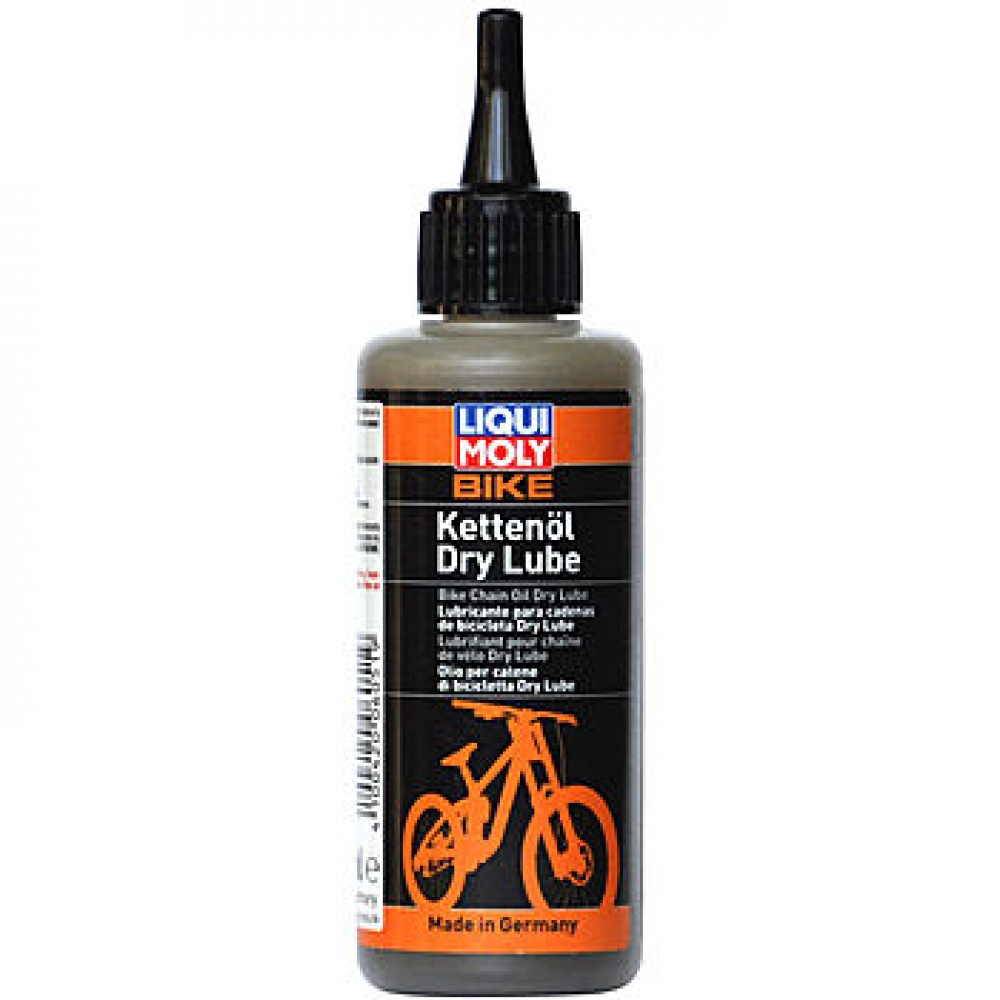 картинка LIQUI MOLY Смазка для цепи велосипедов (сухая погода) Bike Kettenoil Dry Lube  | Фирменный магазин